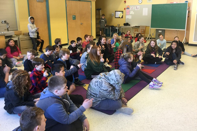 A Song for Signal Hill Elementary (RA)