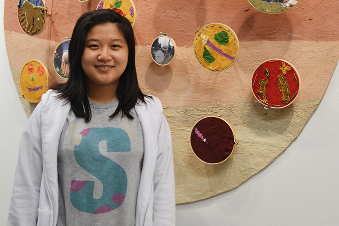 Meet a Community Art Star: Evelyn Tindjau