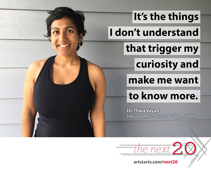The Next 20: Dr. Thara Vayali