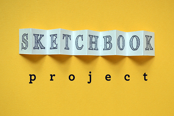 The Sketchbook Project at the ArtStarts Gallery