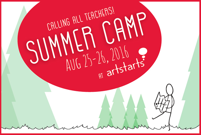 ArtStarts Summer Camp 2016