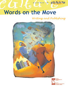 Words on the Move: Writing and Publishing