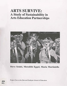 Arts Survive: A Study of Sustainability in Arts Education Partnerships