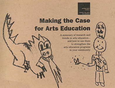 Making the Case for Arts Education: A Summary of Research and Trends in Arts Education