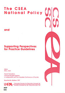 The CSEA National Policy and Supporting Perspectives for Practice Guidelines