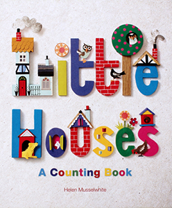 Little Houses: A Counting Book
