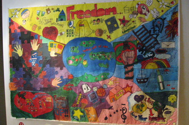 Begbie Grade 6 & 7 Students Ask: Who Are We?