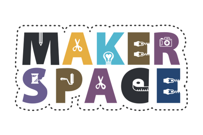 maker space for kids, free family events