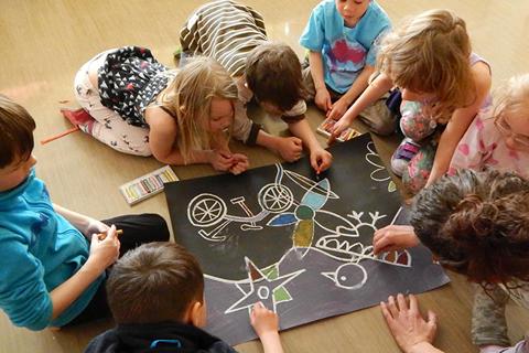 Grants to Support Arts in Education in BC | ArtStarts in Schools