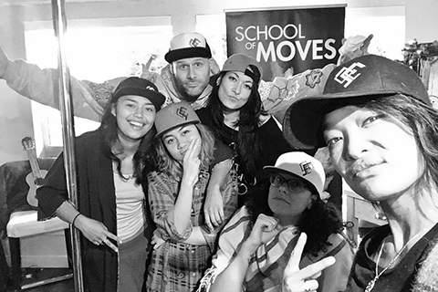 School of Moves