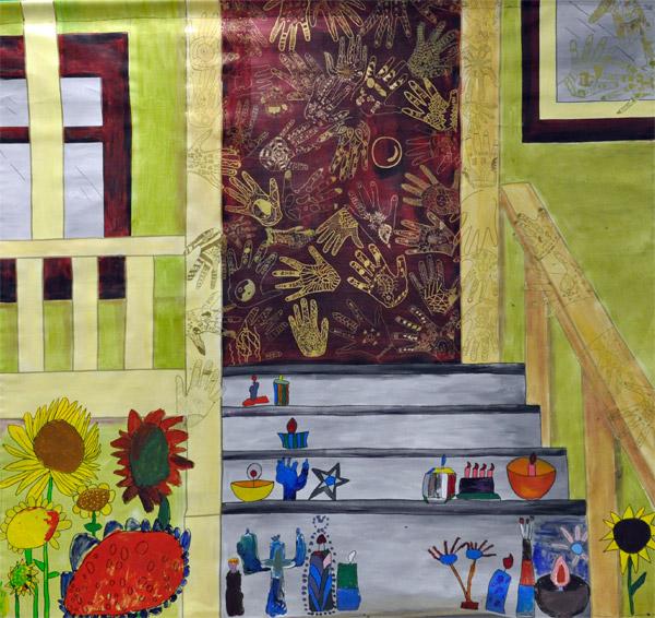 Community mural 1