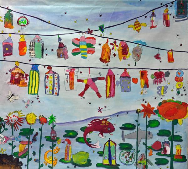 Community mural 2