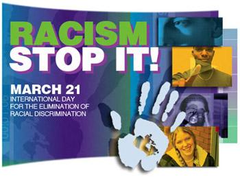 Racism Stop It!