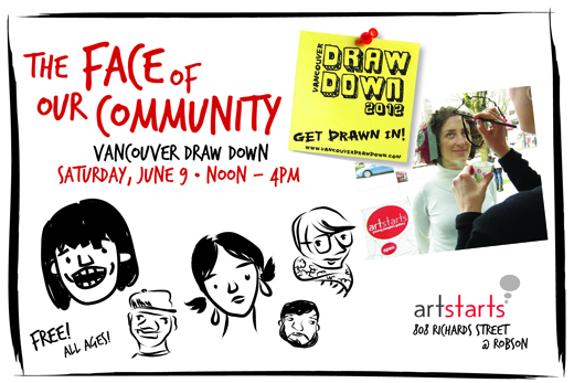 The Face of Our Community: Vancouver Draw Down