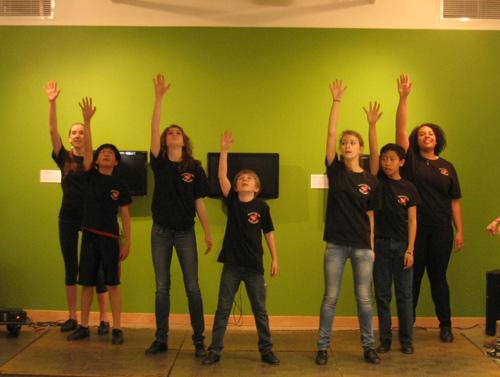 TapCo. dancers